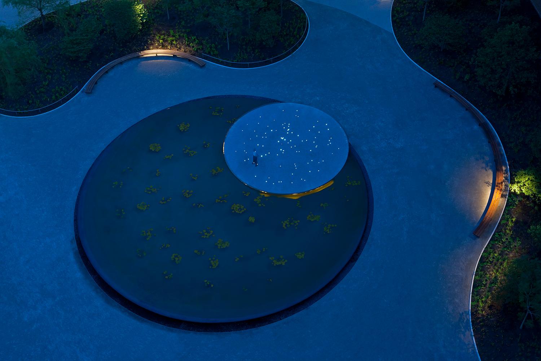 Maya Lin / Ellen S. Clark Hope Plaza / St. Louis MO