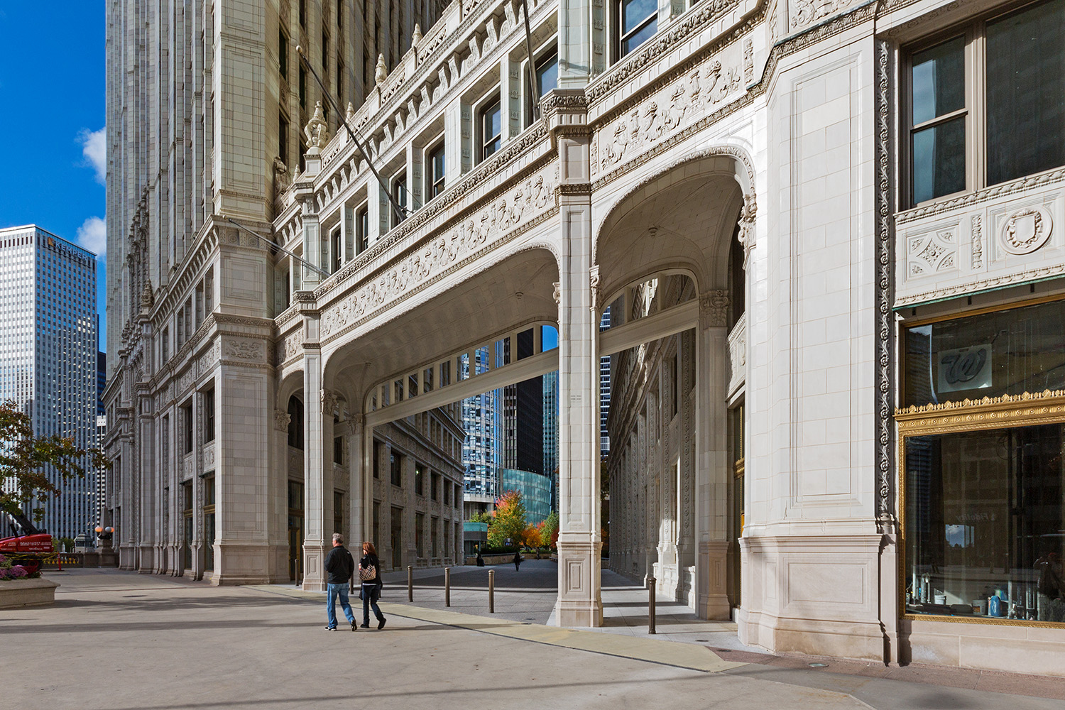 Wrigley Building / Graham, Anderson, Probst & White / Chicago IL / For The New York Times