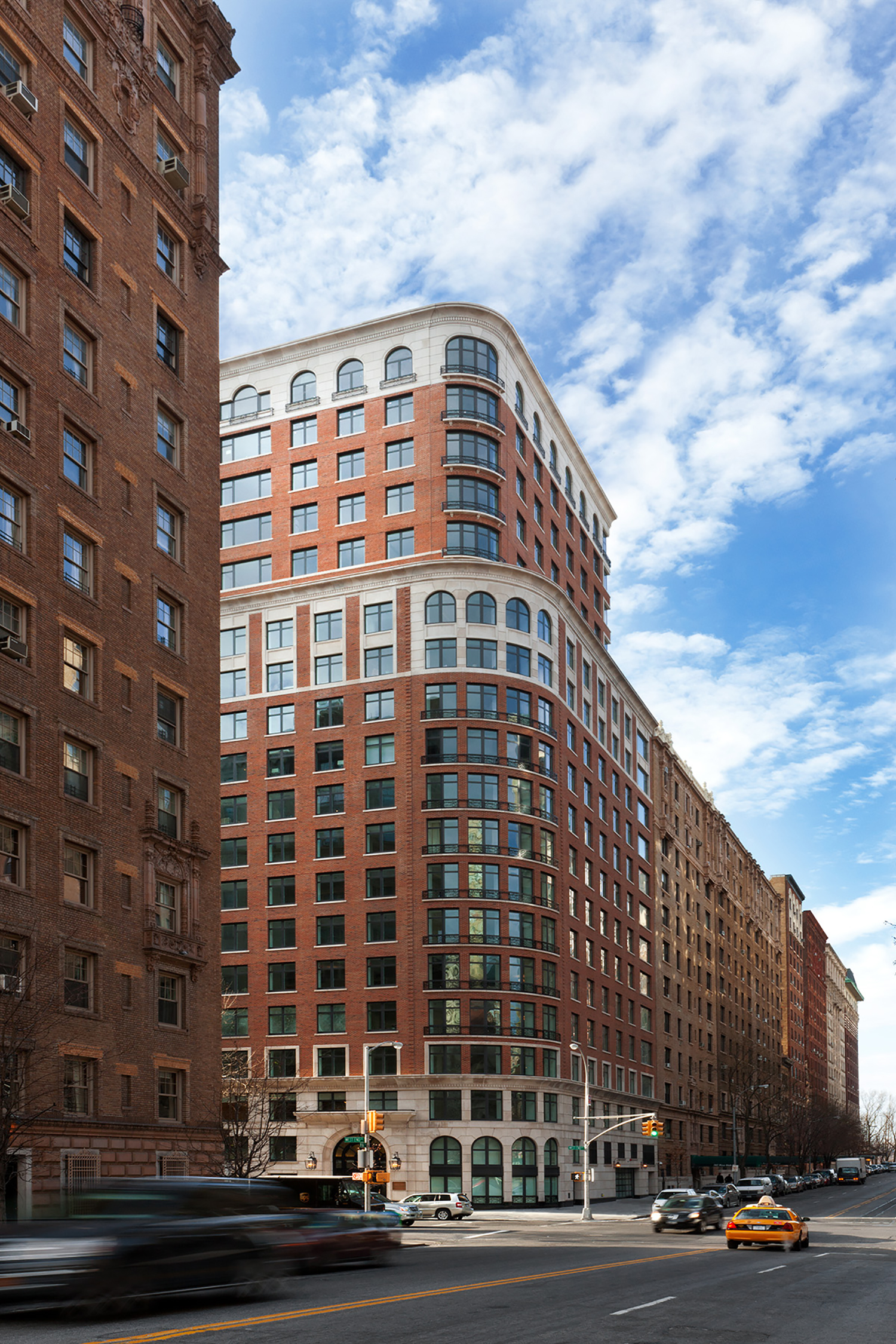 531 West End Avenue / Lucien Lagrange / New York NY