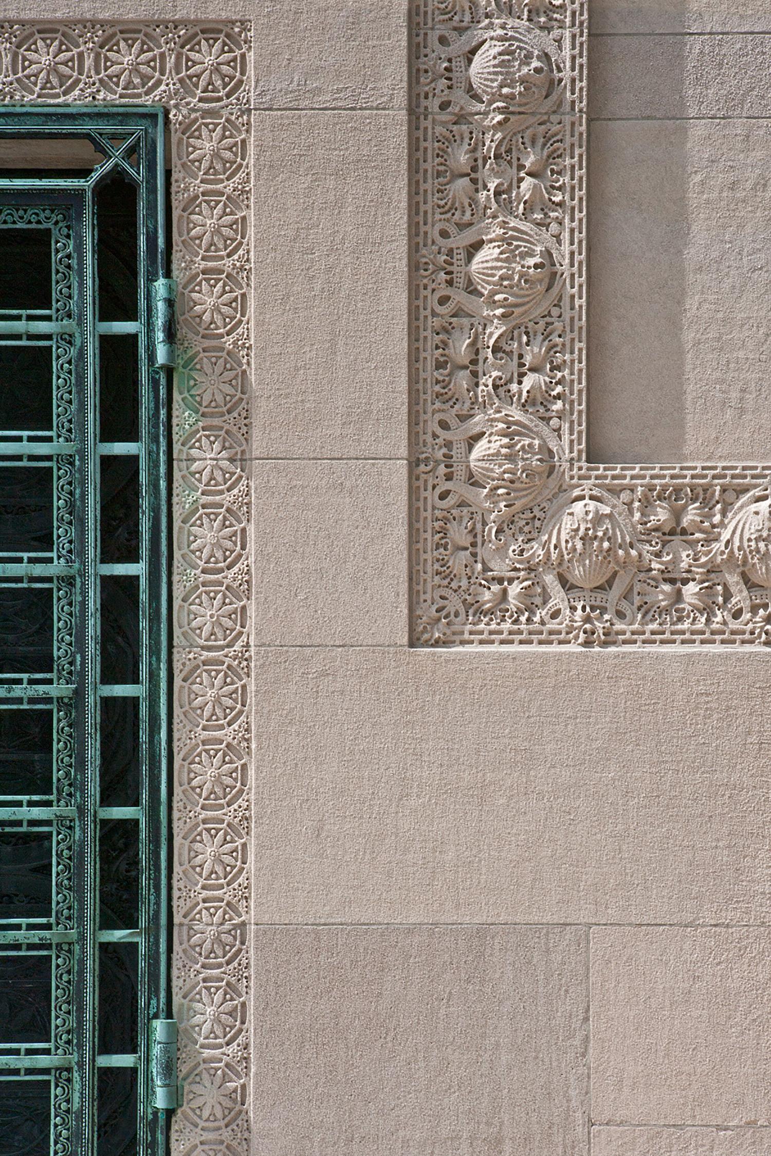 Wainwright Tomb / Adler & Sullivan / St. Louis MO