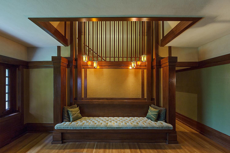 Beachy House / Frank Lloyd Wright / Oak Park IL