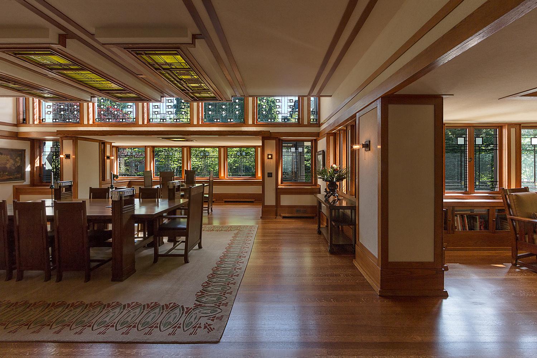 Boynton House / Frank Lloyd Wright / Rochester NY