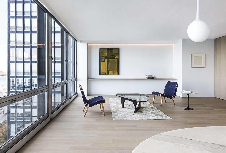9 C / 880 North Lake Shore Drive / Chicago IL / Vladimir Radutny Architects