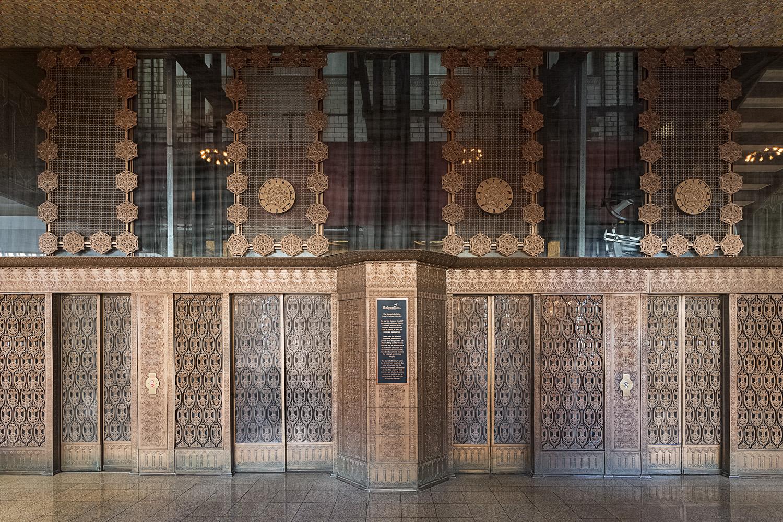 Guaranty Building / Buffalo NY / Adler & Sullivan, Architect