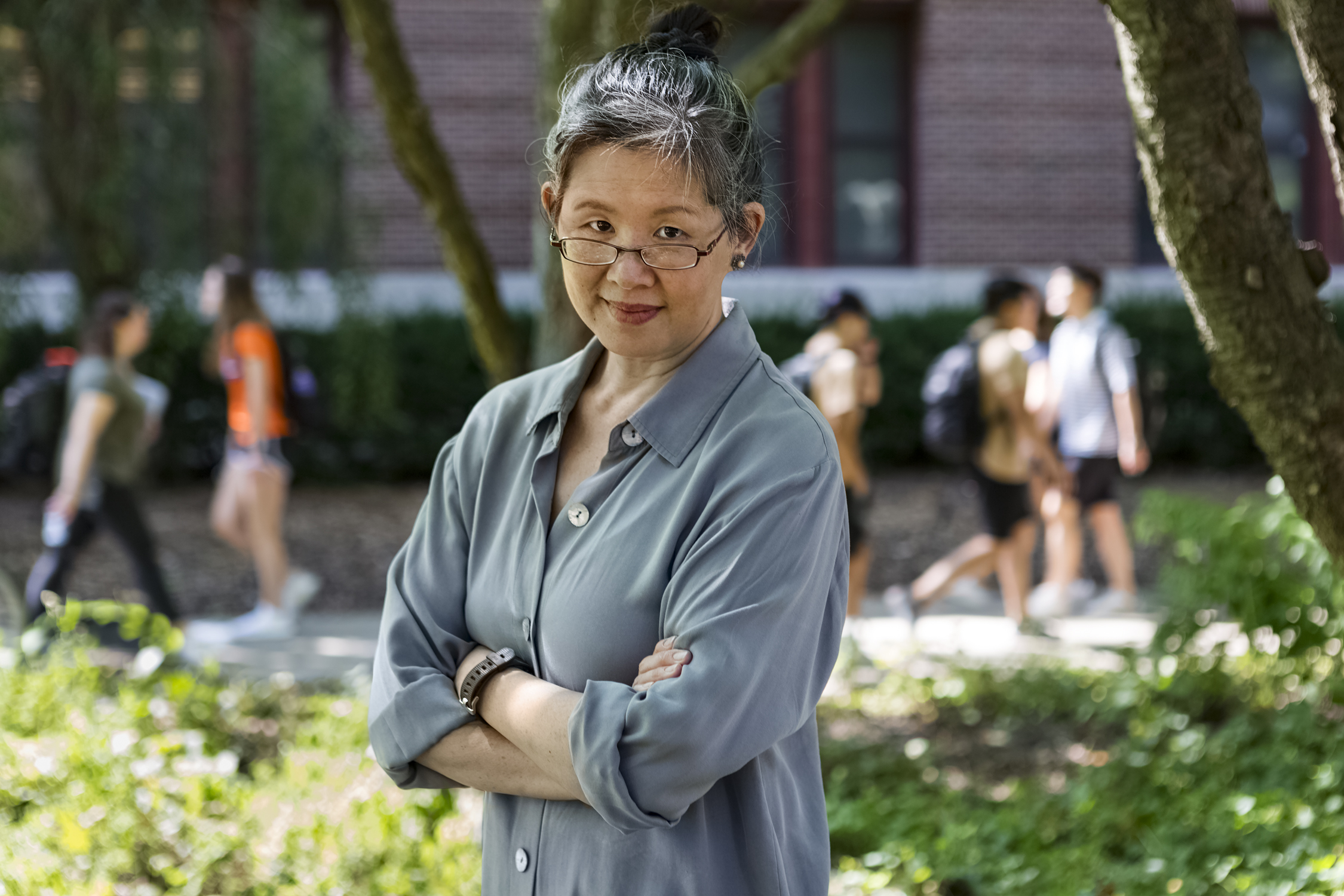 Frances E Kuo / University of Illinois at Urbana-Champaign / for the Heinz Foundaion
