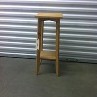 0099: Wood Stool #1