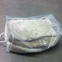 0147: Plastic Zip Bag with Bathroom Mats