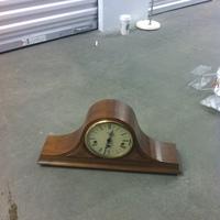 0193: Small Wood Clock