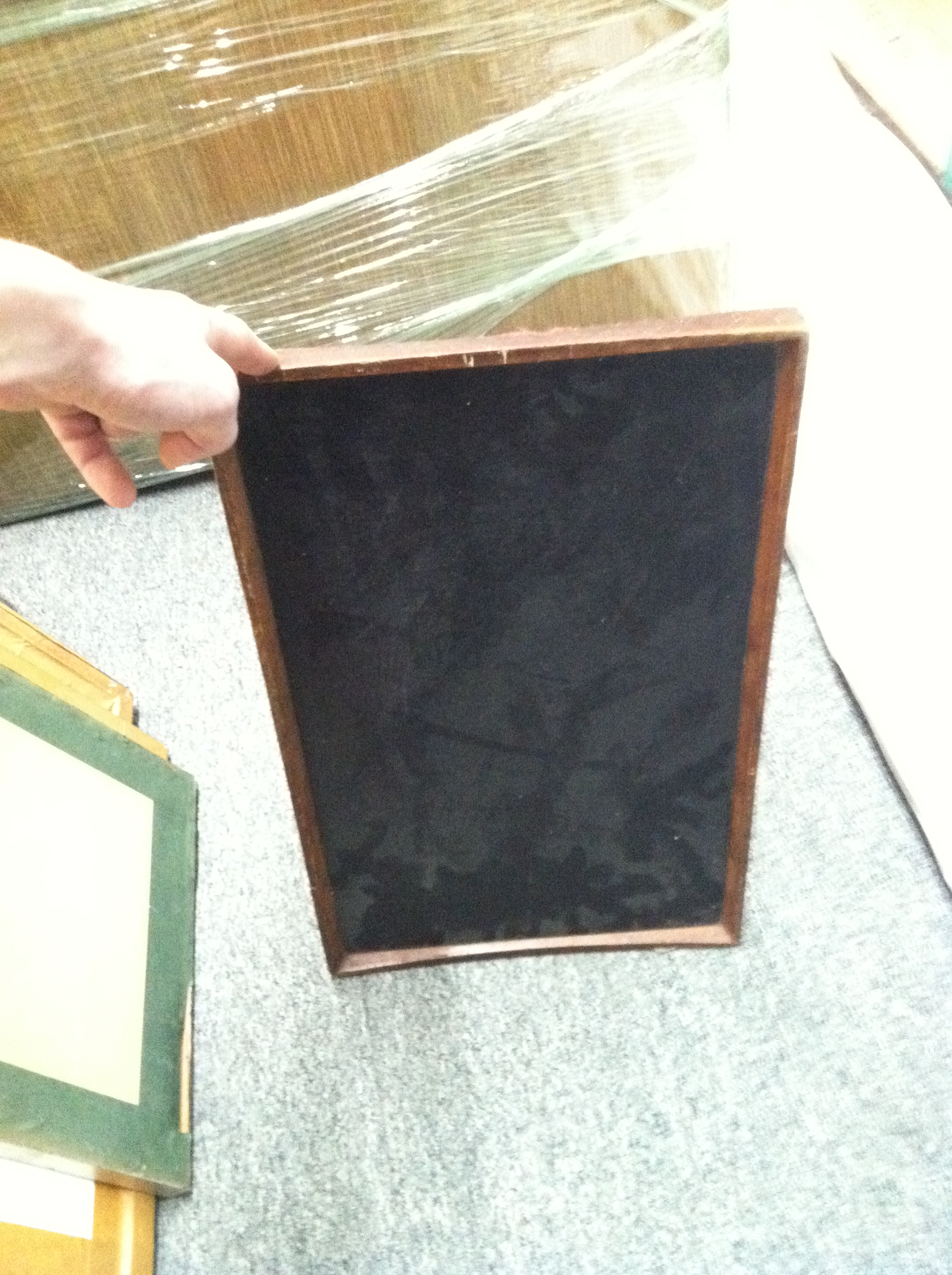 0388: Small Blackboard