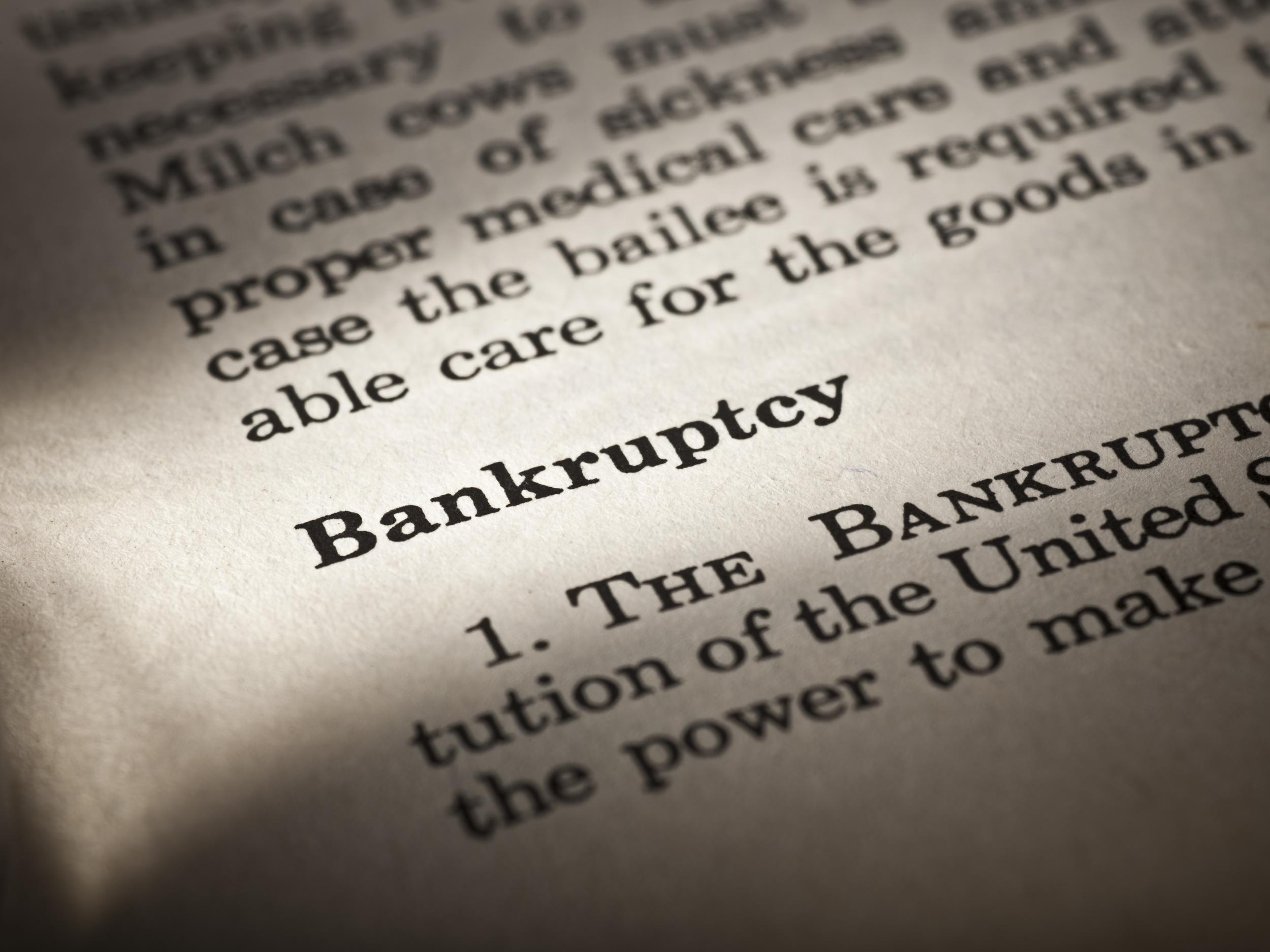 Norman Oklahoma Bankruptcy