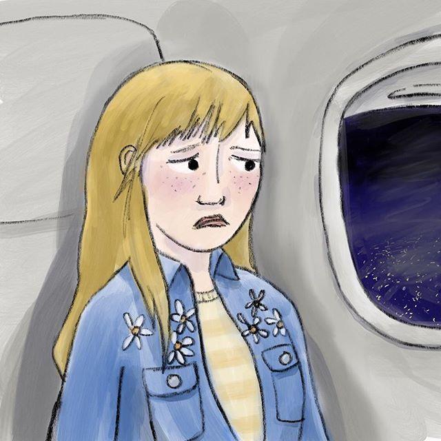 Viv on plane comic portrait.jpeg