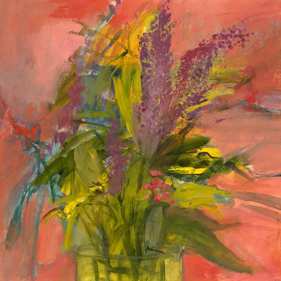 Arranged Flowers VII