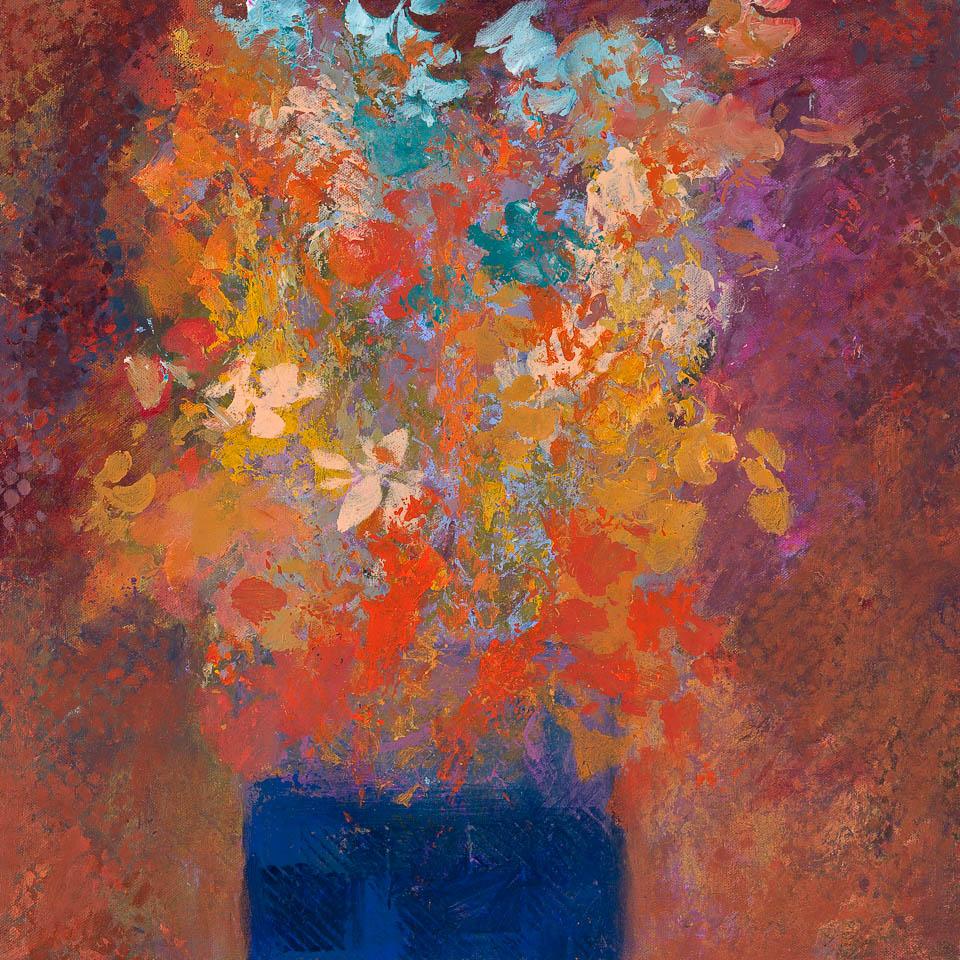 Arranged Flowers III