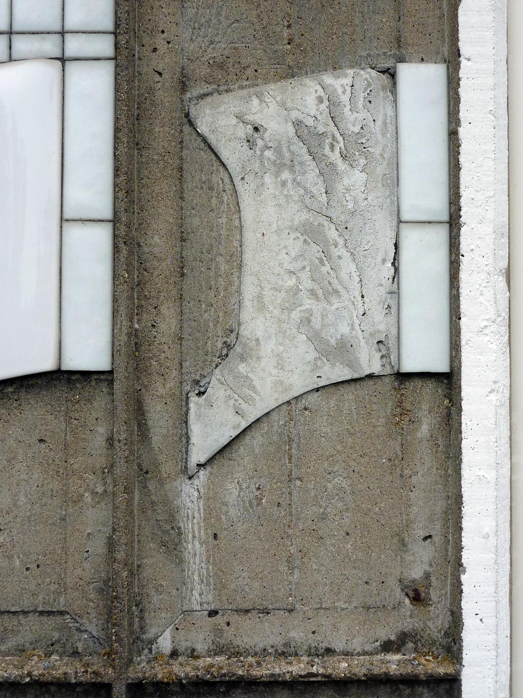 Materialbortfall