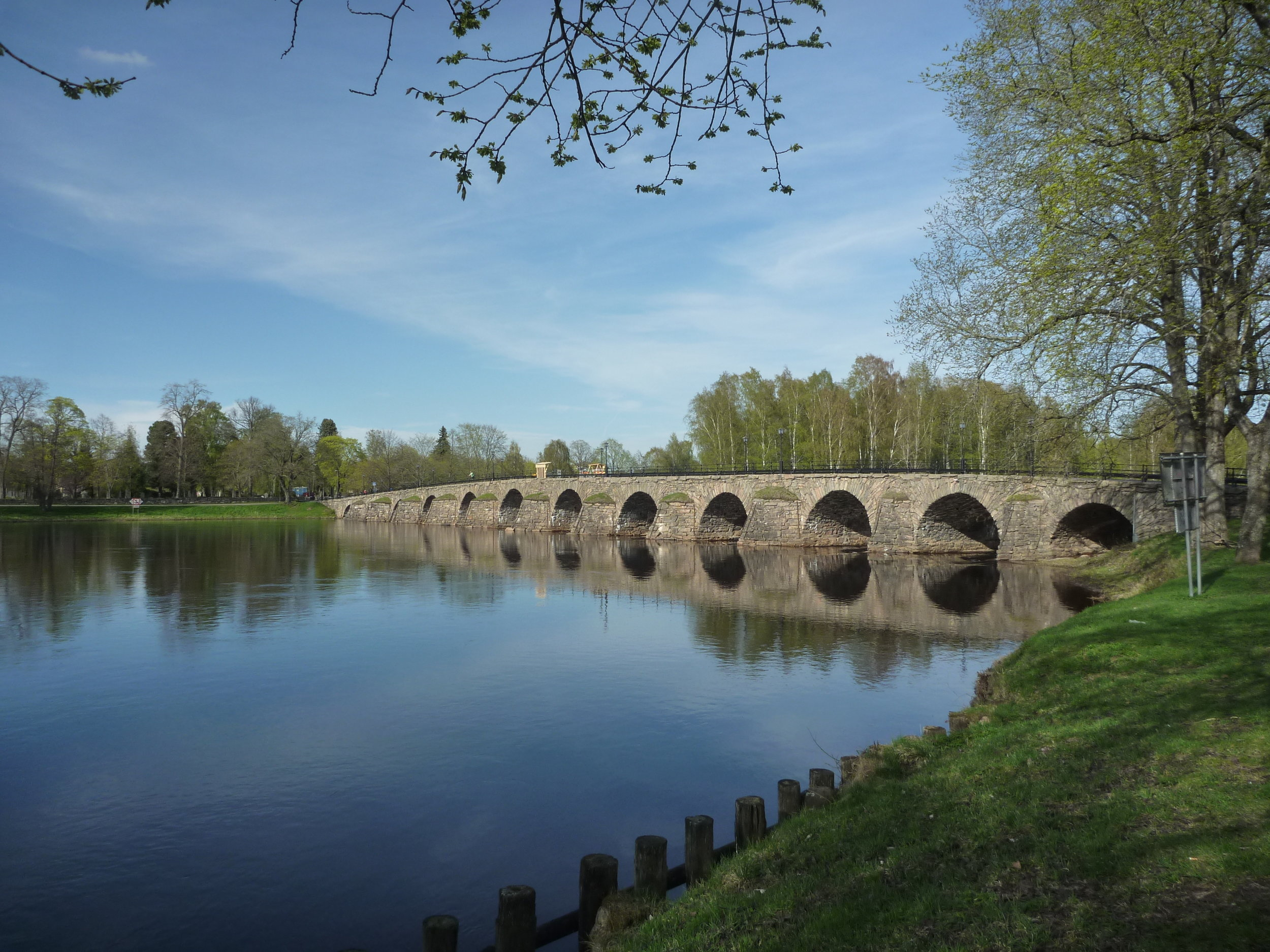 Östra Bron i Karlstad