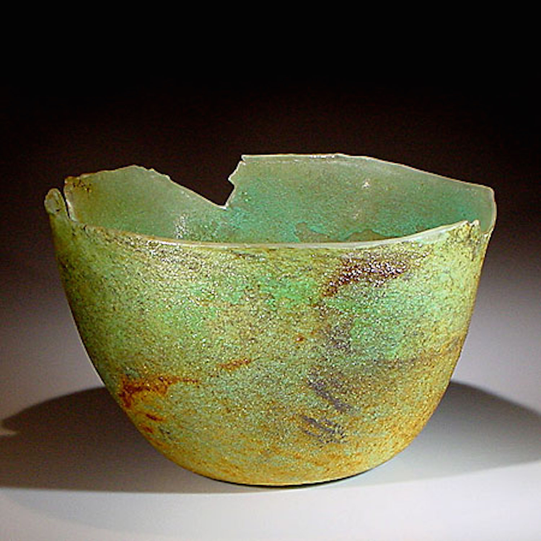 Crystal Chard Vase Sponge 19x12x9