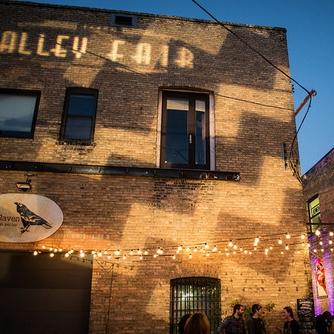 Alley Fair