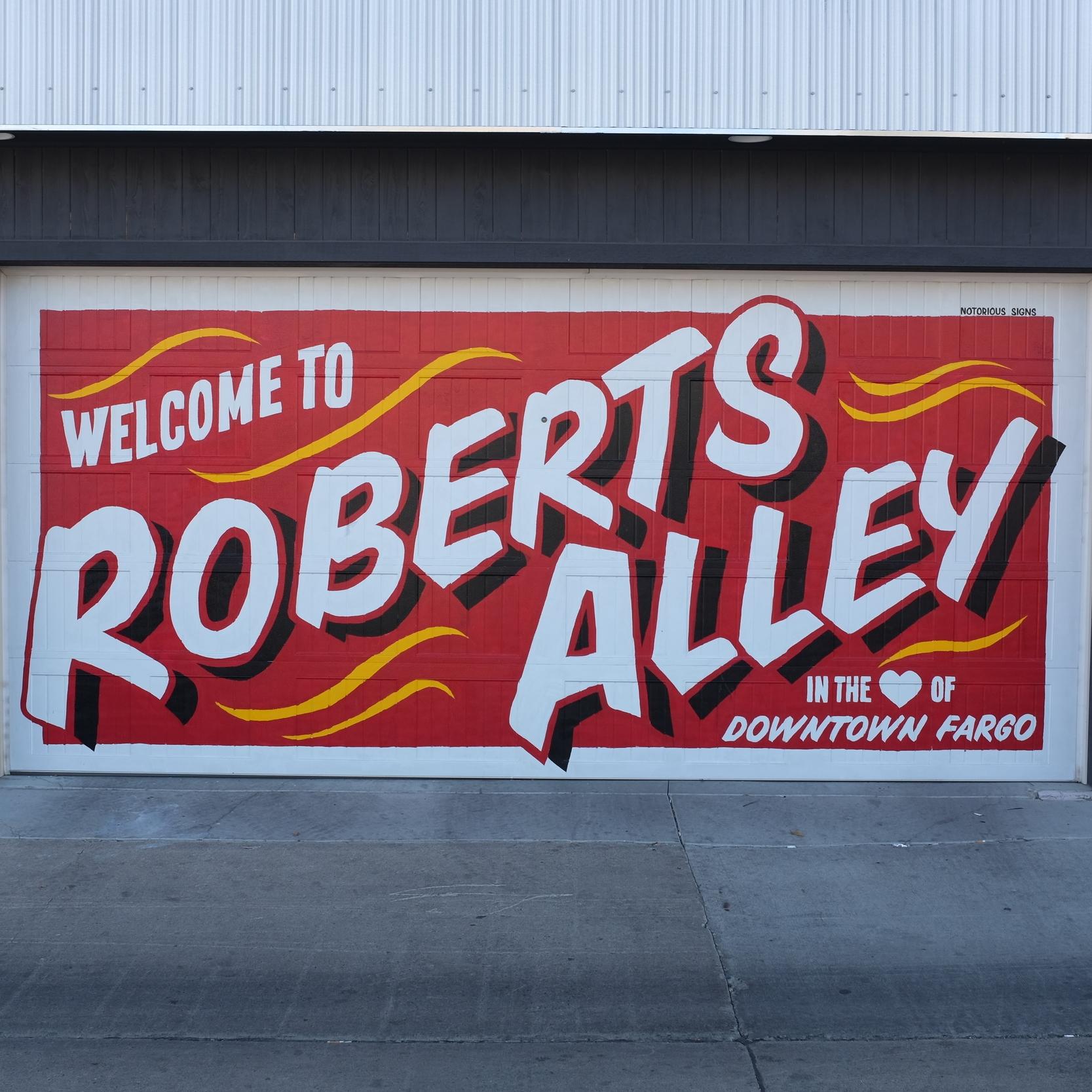 Roberts Alley Restoration