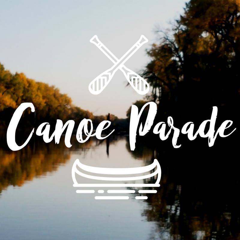 Canoe Parade