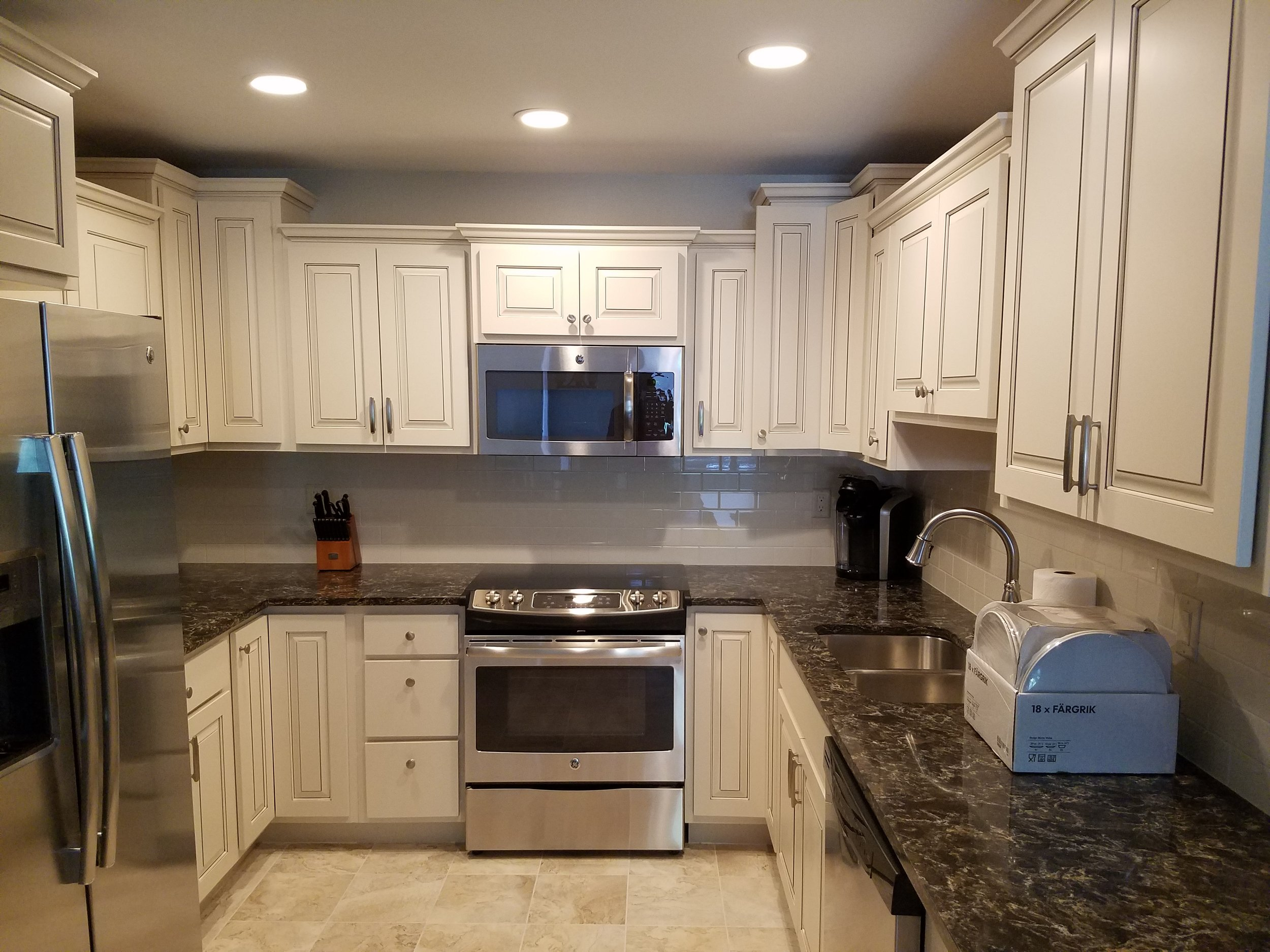 Watertower Square Apartments-Grinnell, IA/Custom Kitchen