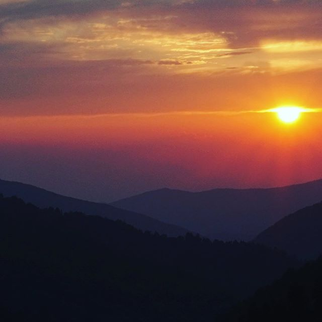 Goodnight from the Smokies #smg0111