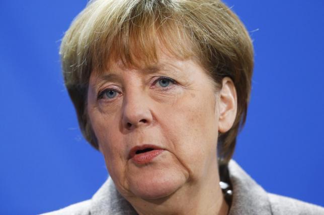 Merkel says Islam 'belongs to Germany'