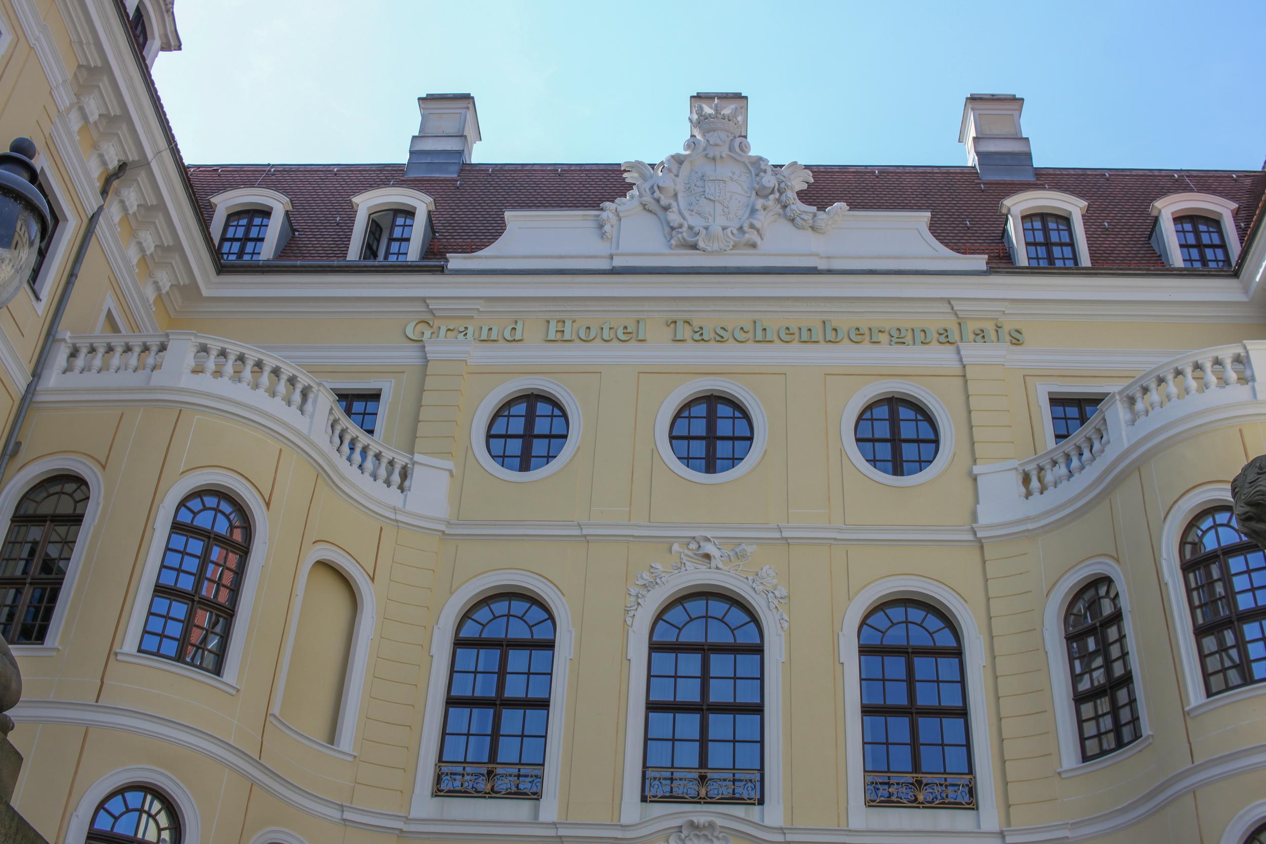 Grand Hotel Taschenbergpalais