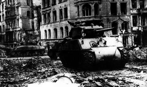 Second World War Still Key to German Identity