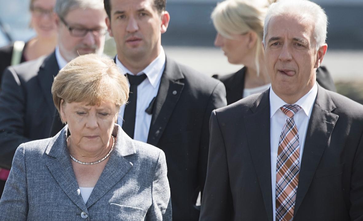 Angela Merkel's Humane Stance on Immigration