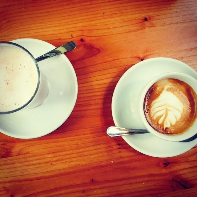 mmm.... kaffe!