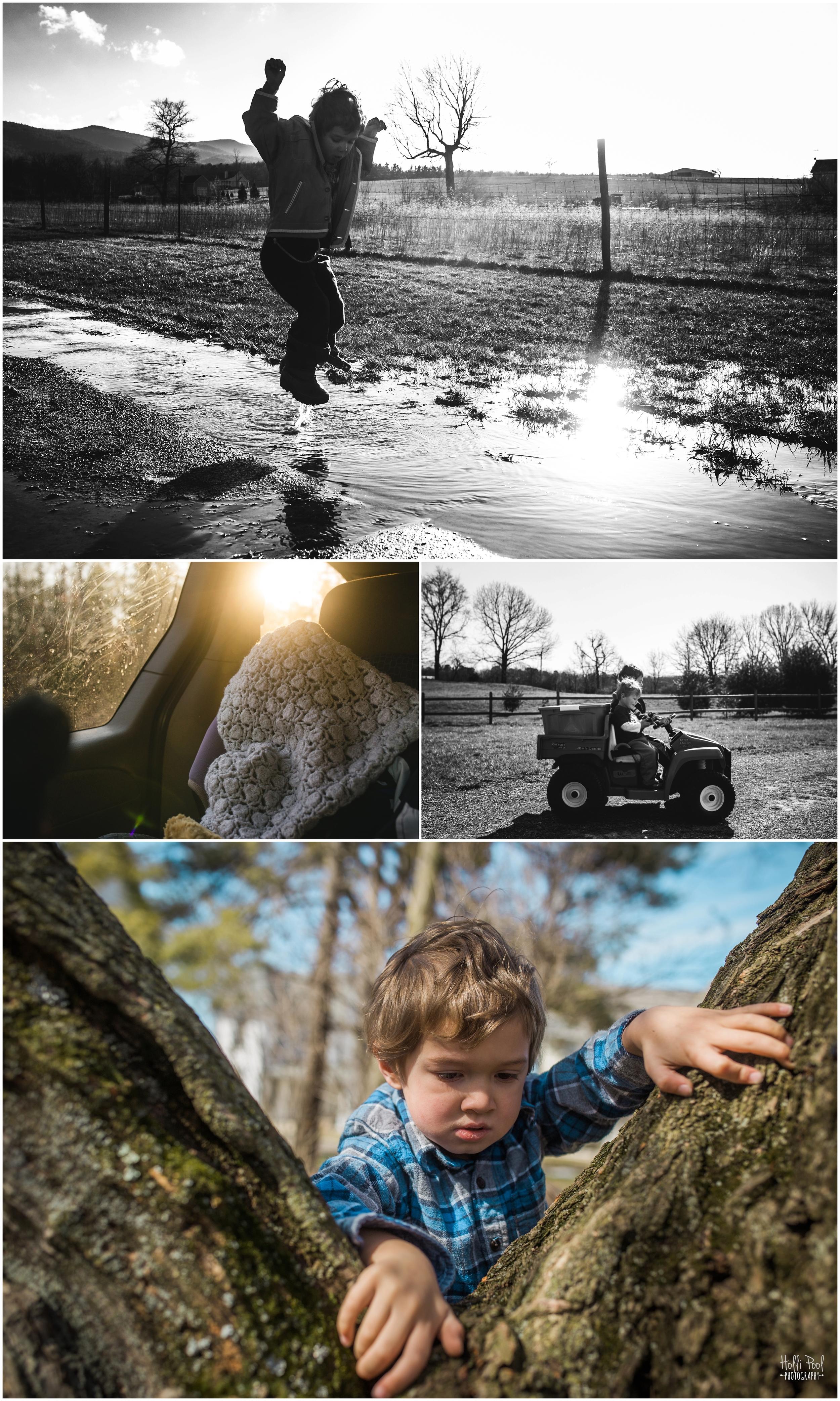 Central Virginia Family Photographer