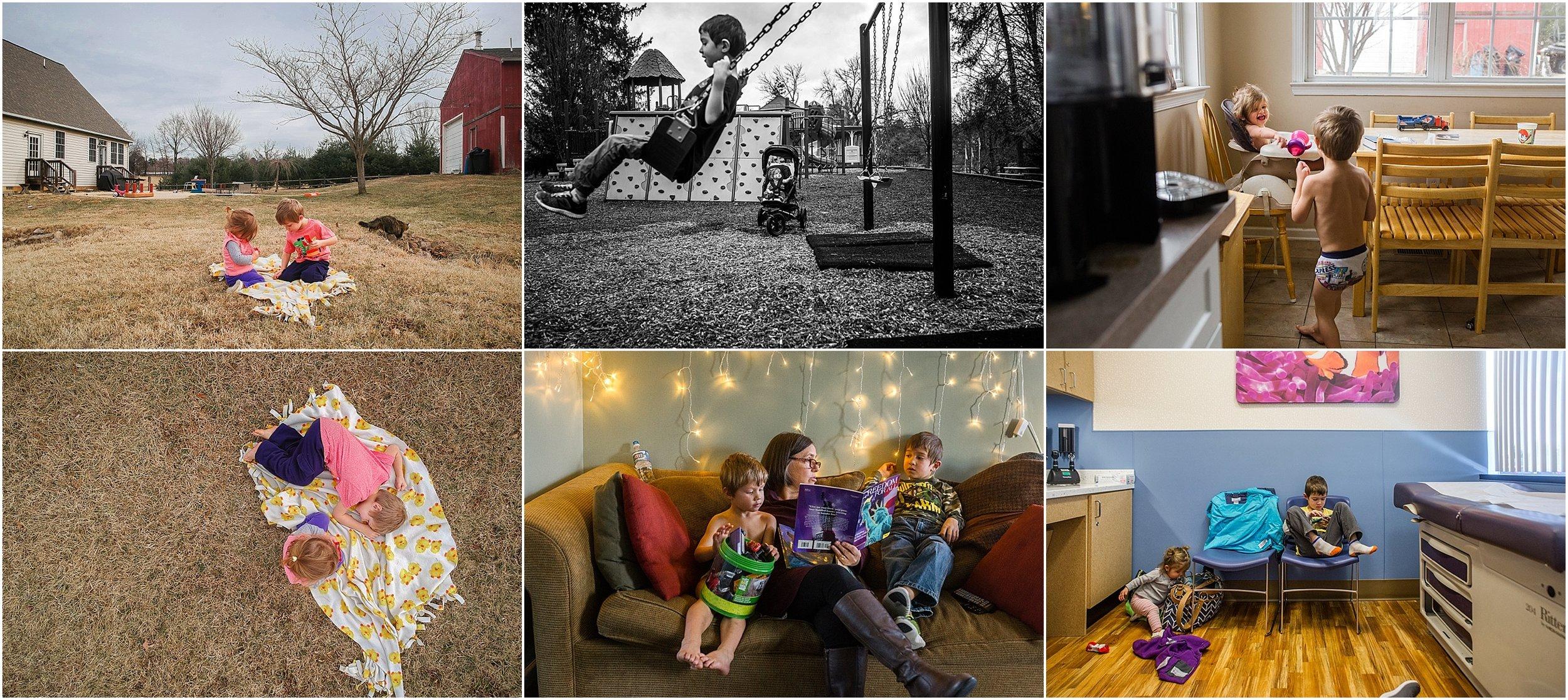 brother, sister, Holli Pool Photography, Stuarts Draft, Virginia photographer
