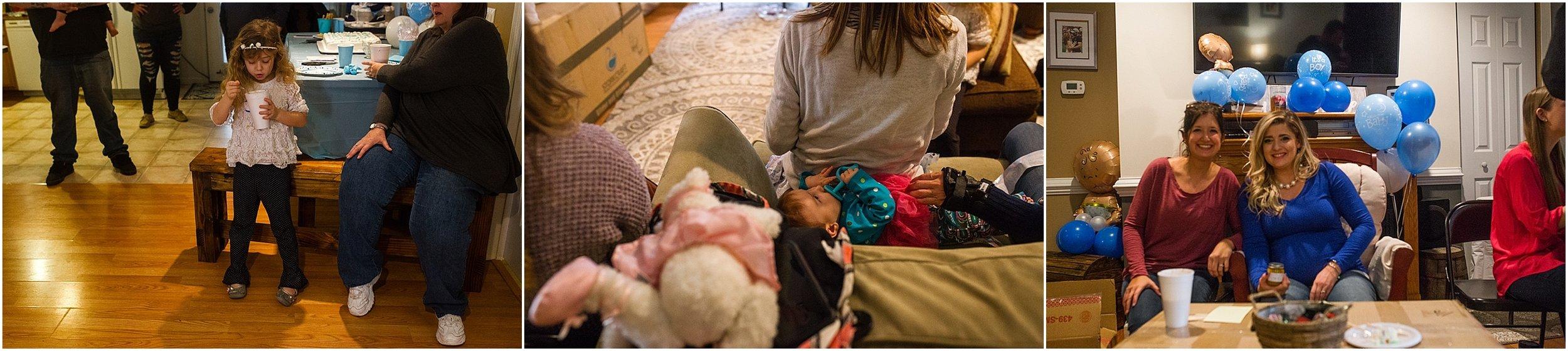 baby shower, Holli Pool Photography, Stuarts Draft, Virginia photographer