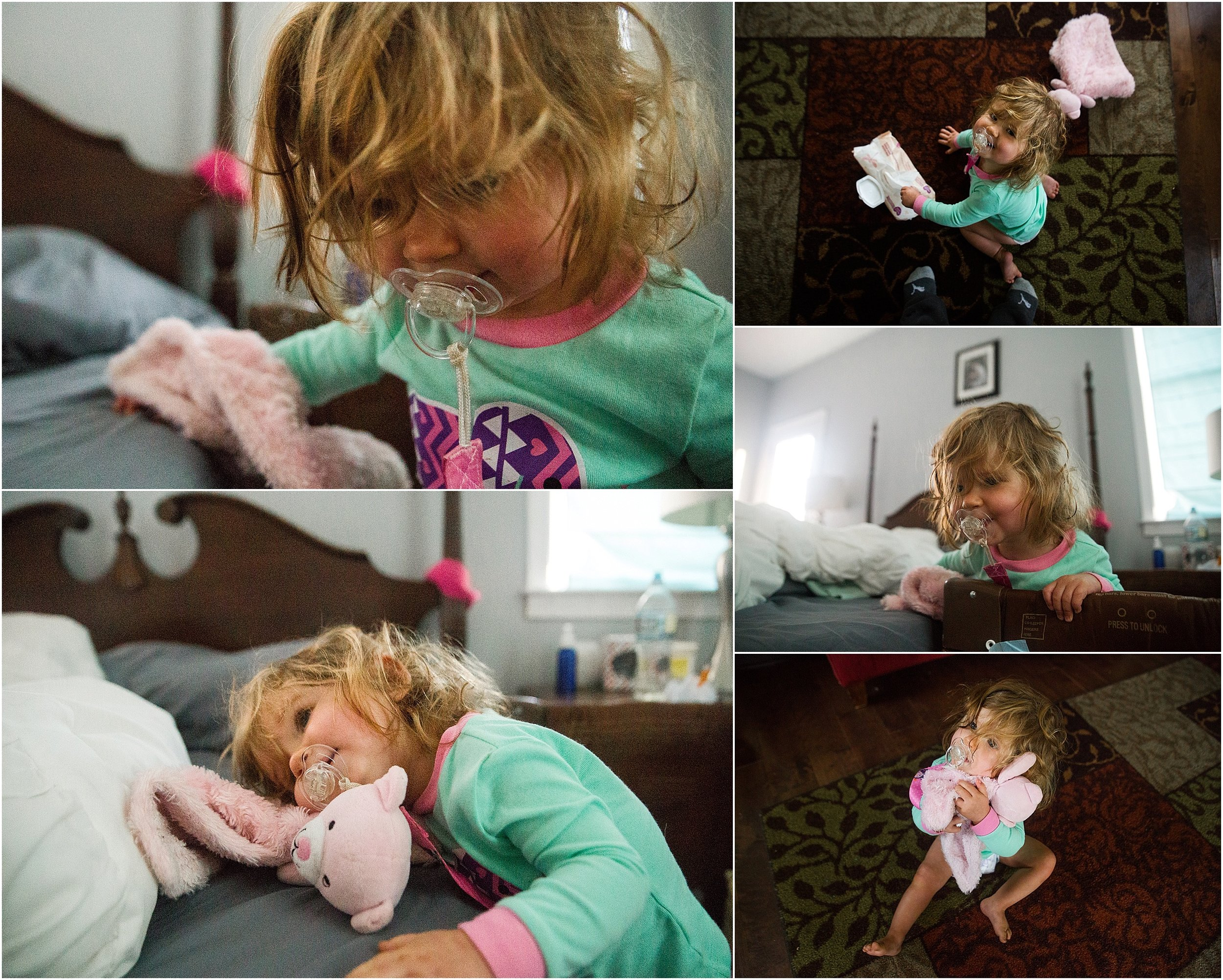 messy hair baby girl Holli Pool Photography Stuarts Draft Virginia