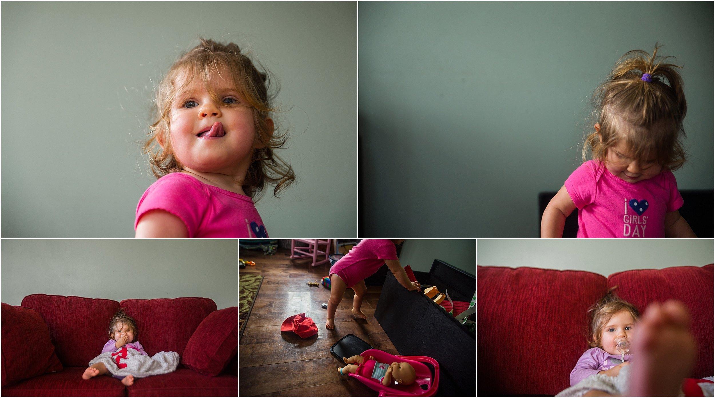 baby girl Holli Pool Photography Stuarts Draft Virginia