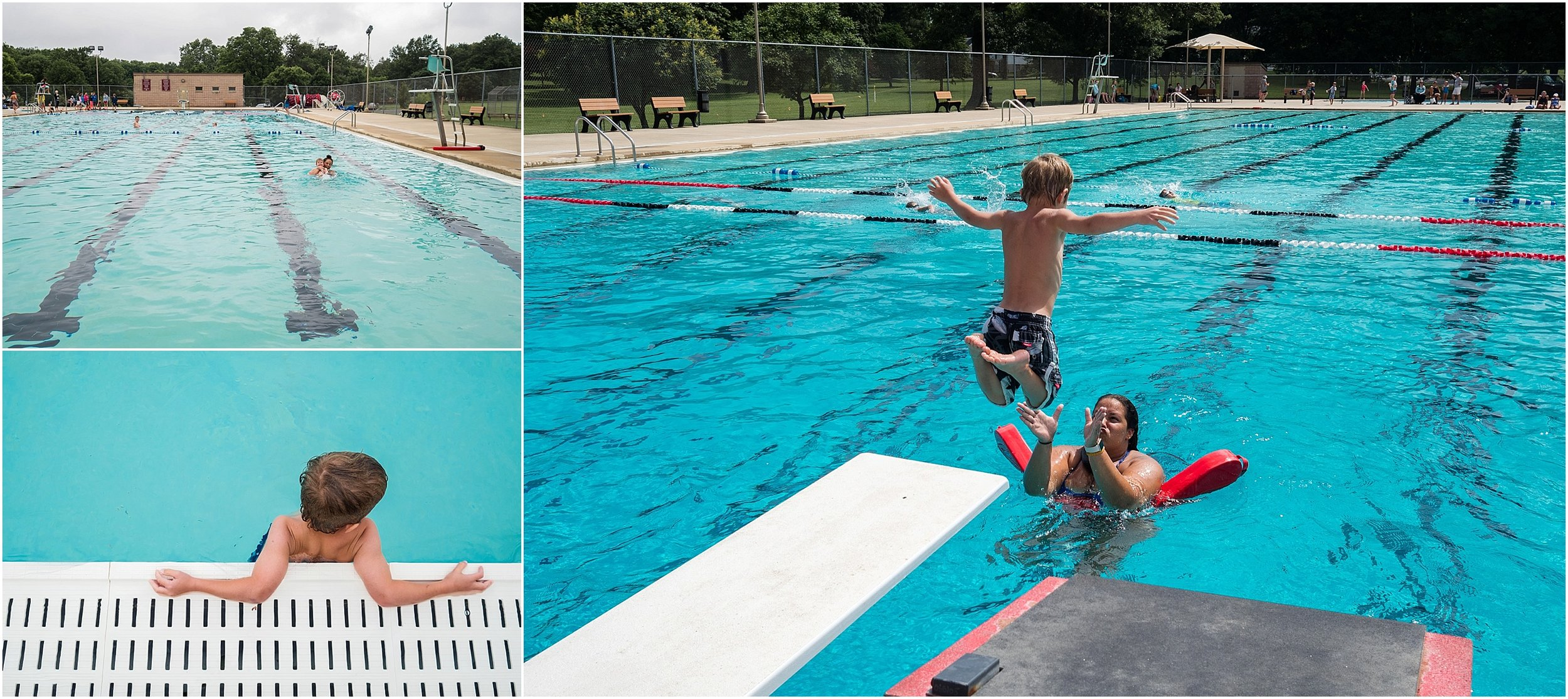 swimming pool, sumertime, boy