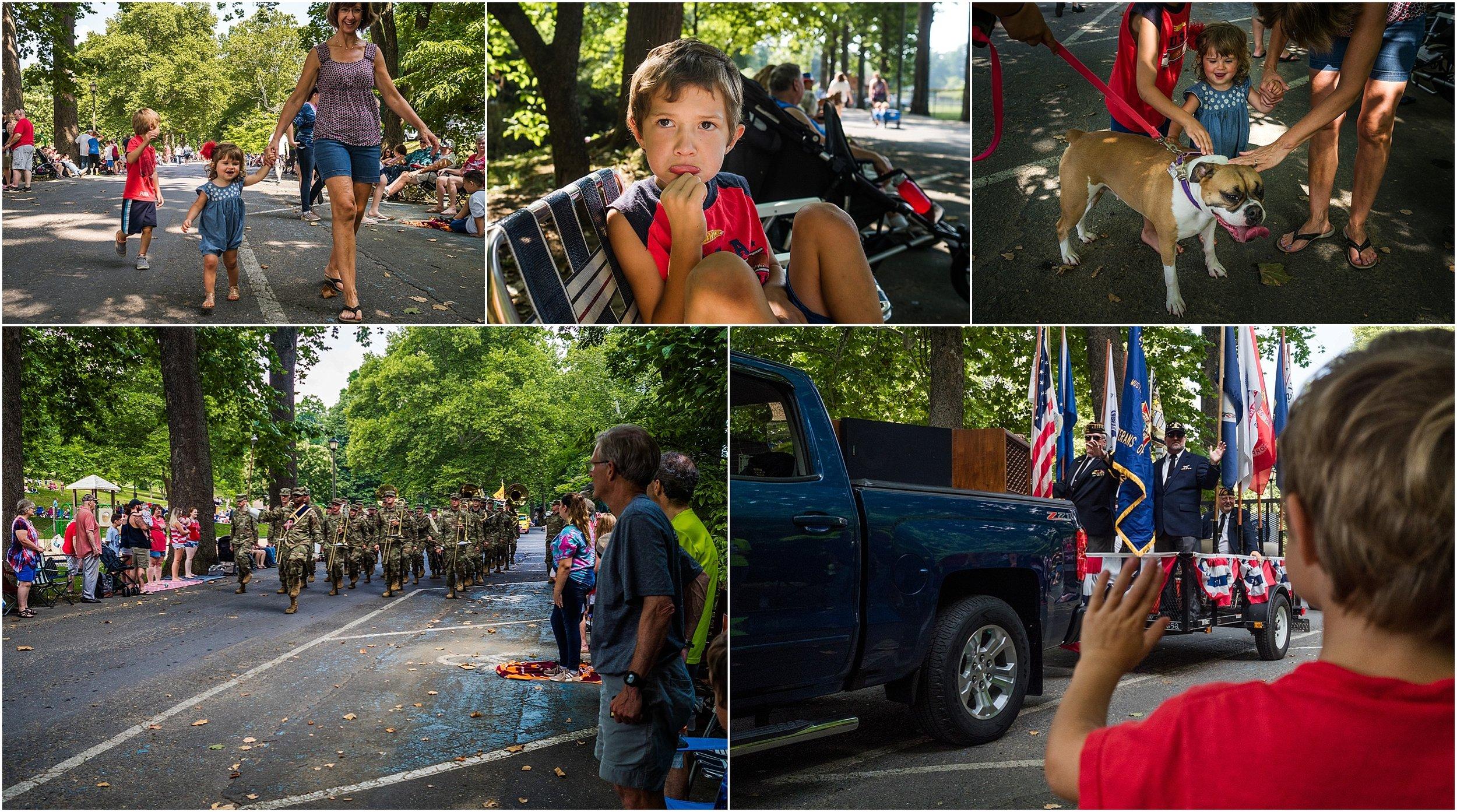 4th of July Staunton Virginia parade
