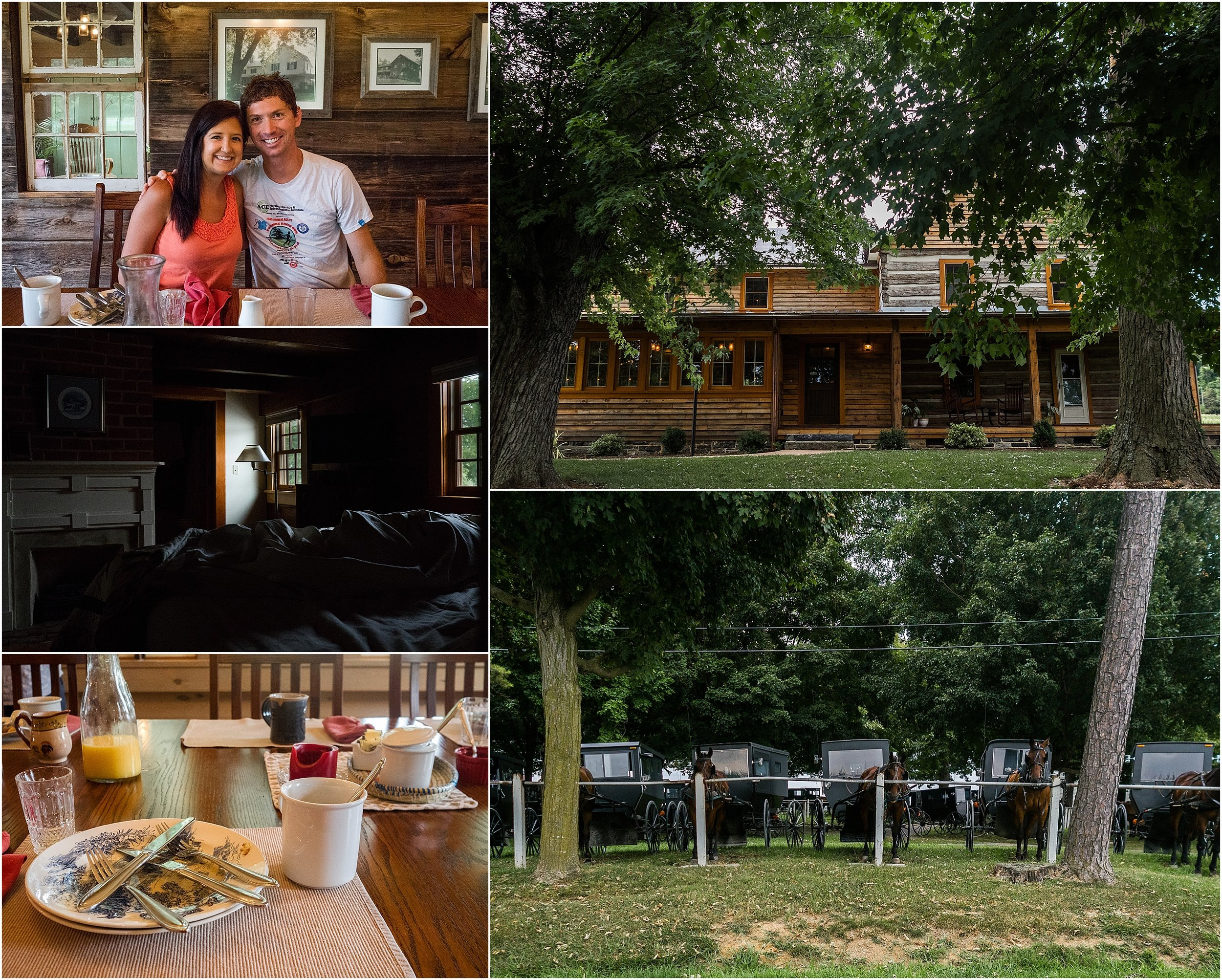 anniversary in Dayton Virginia, Silver Lake Bed and Breakfast