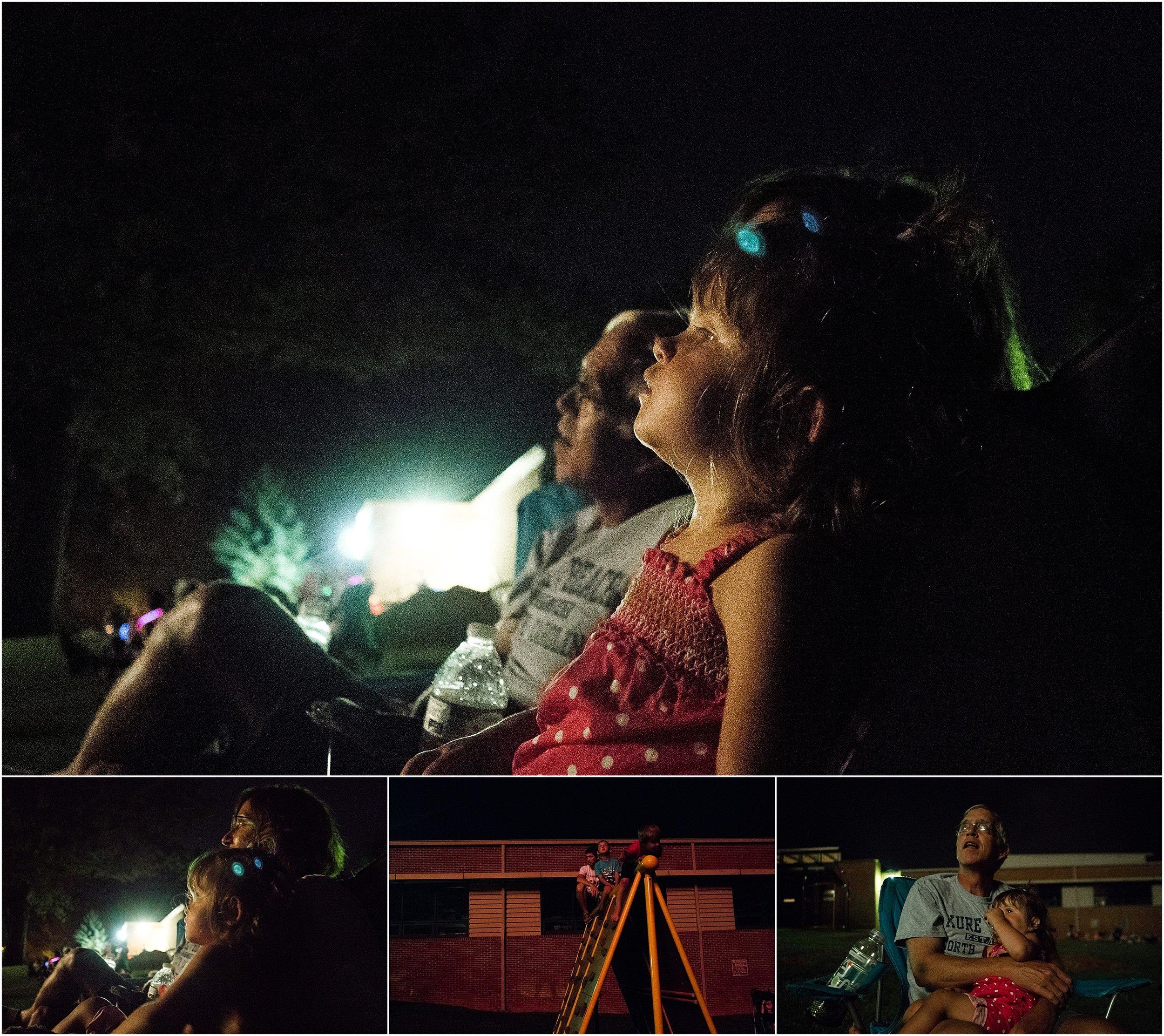 Waynesboro Virginia, fireworks show