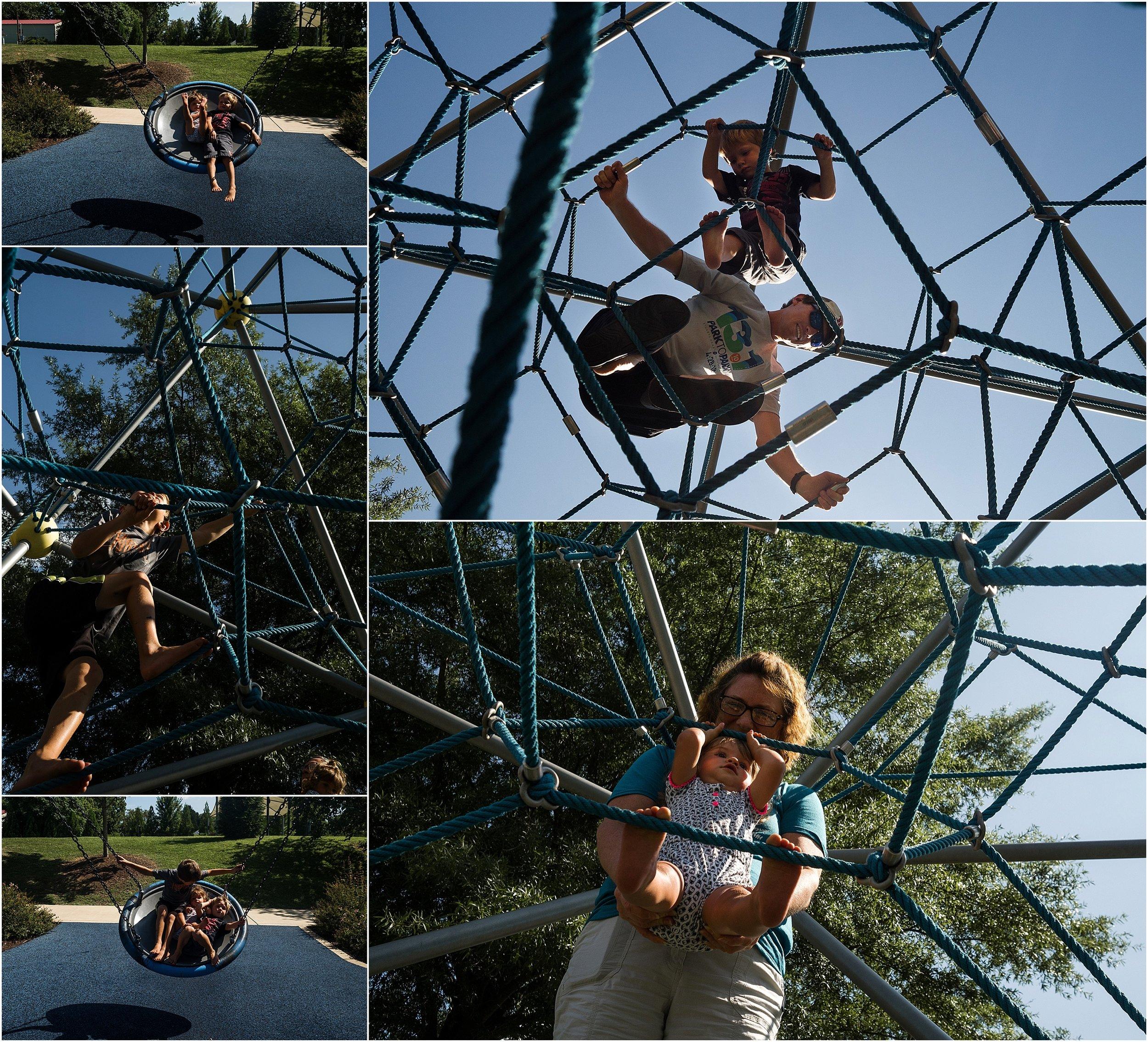 Woodstock Virginia park