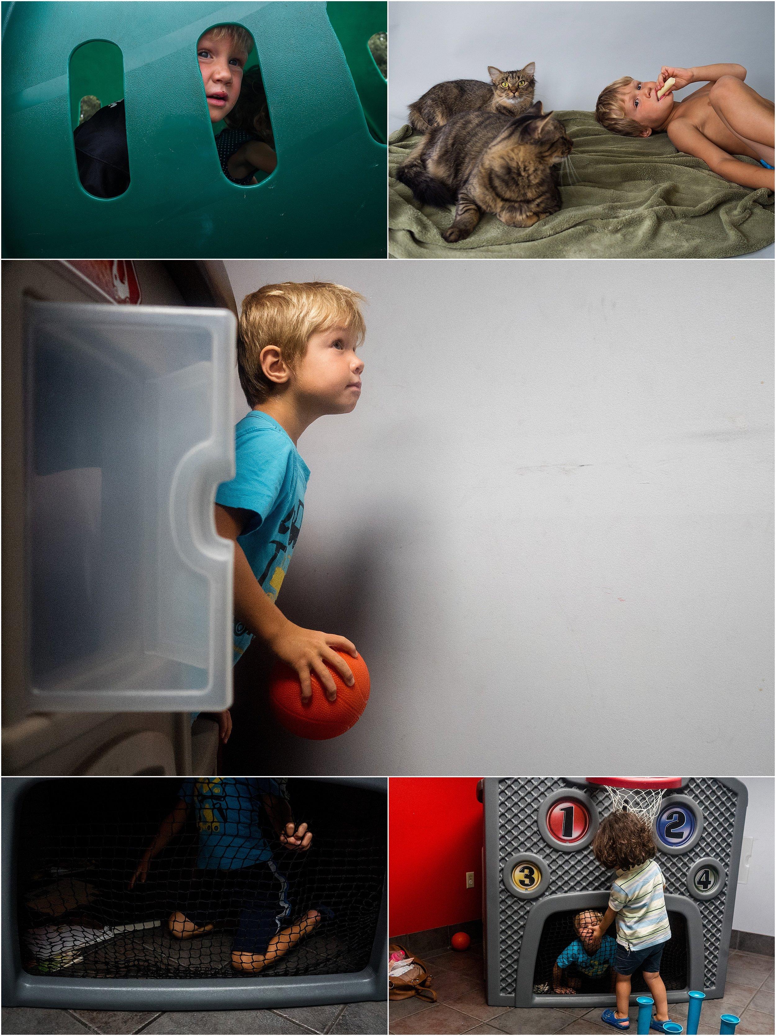 Holli Pool Photography little boy