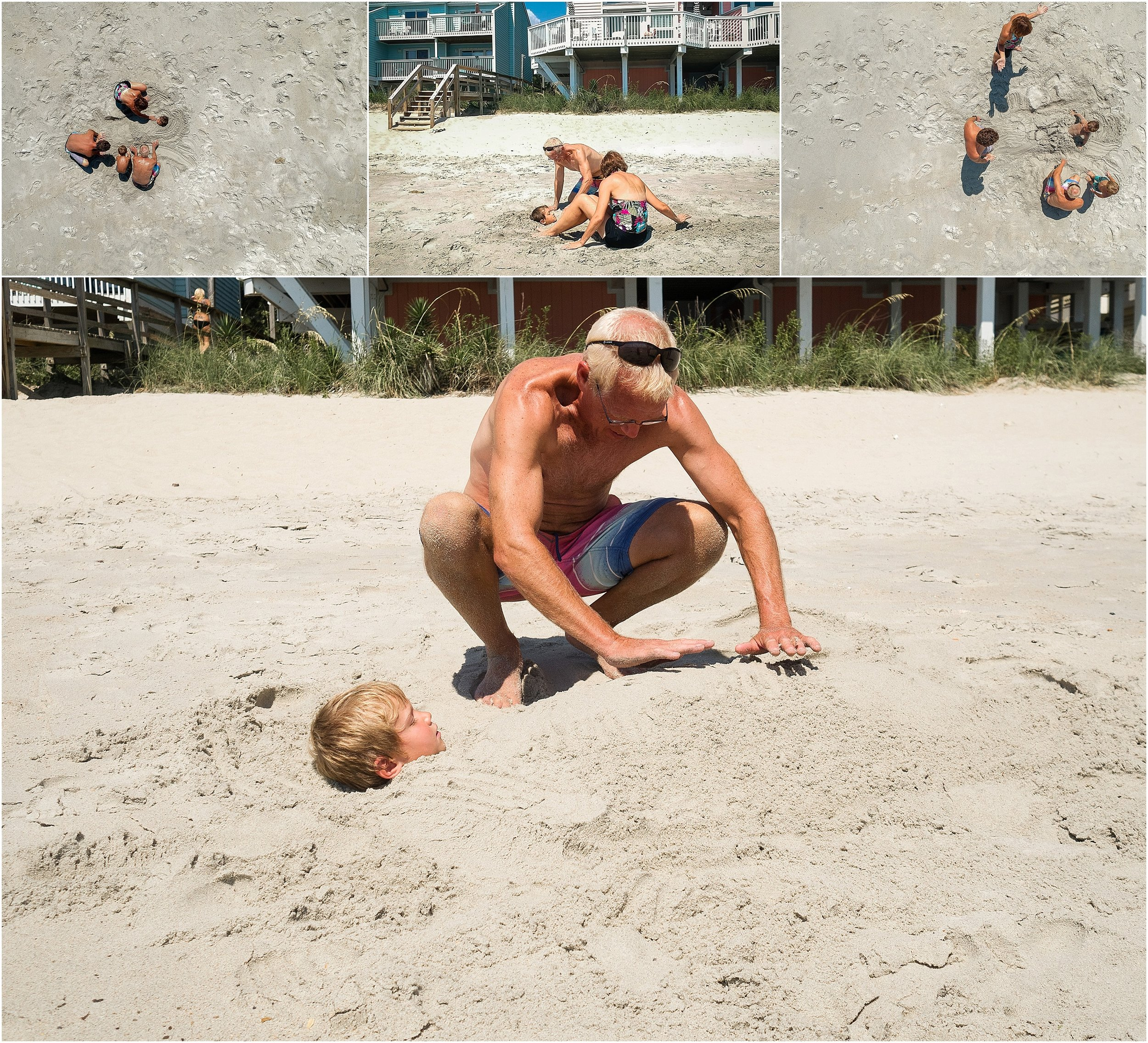 Vacation Documentary Family Photography Holli Pool
