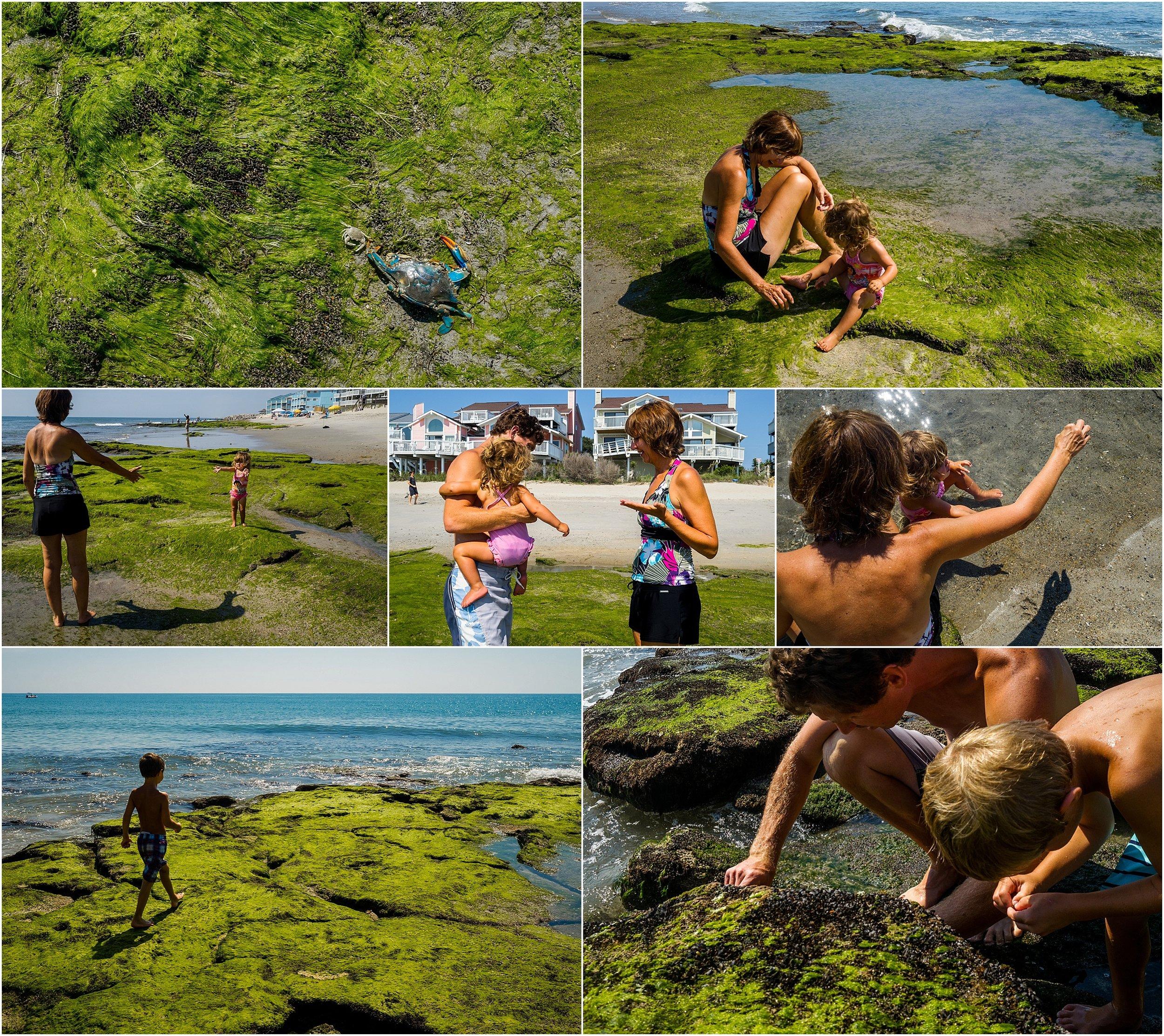 Kure Beach Green Beach Holli Pool Photographer