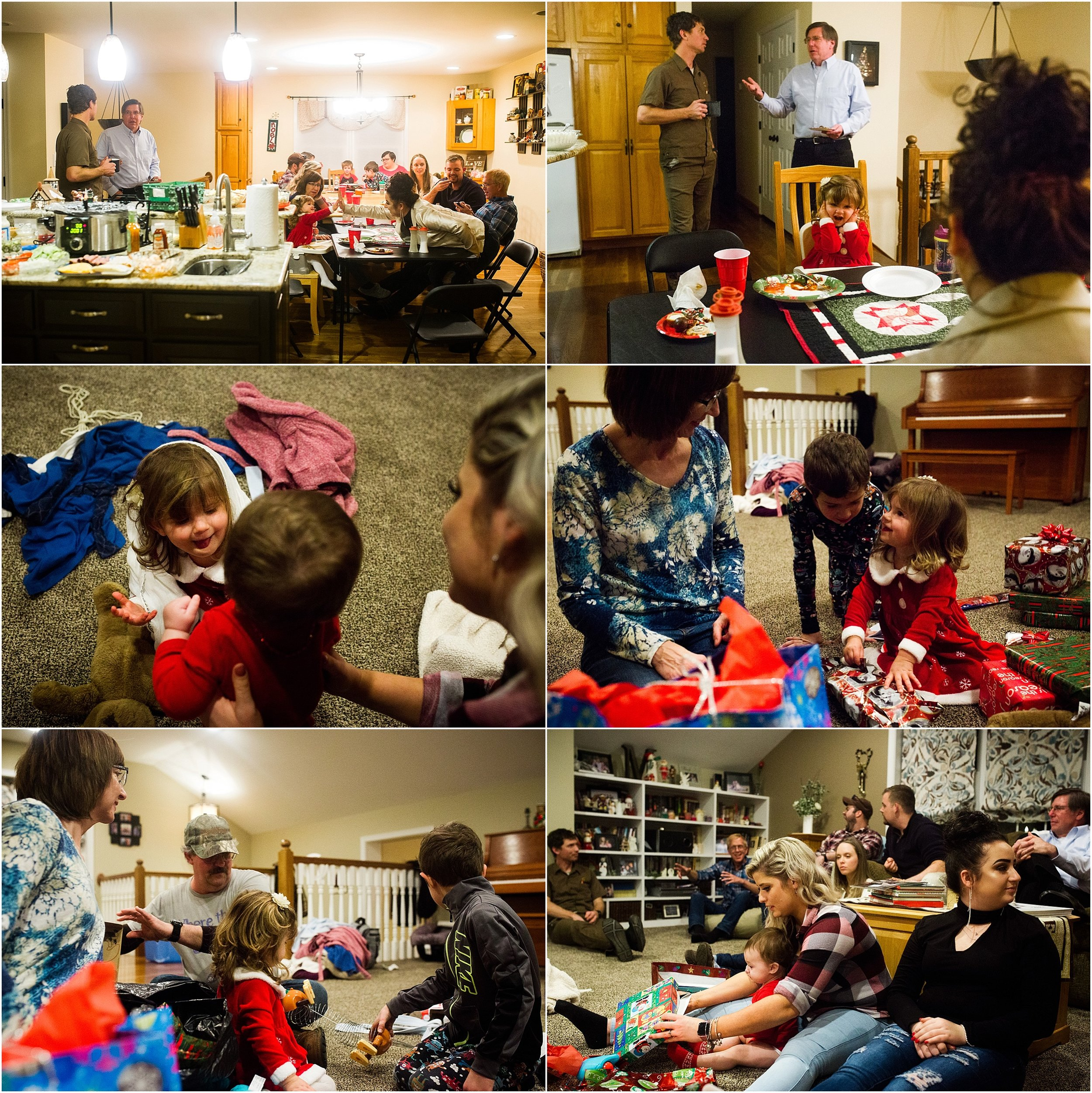 Christmas Eve 2018 Stuarts Draft VA