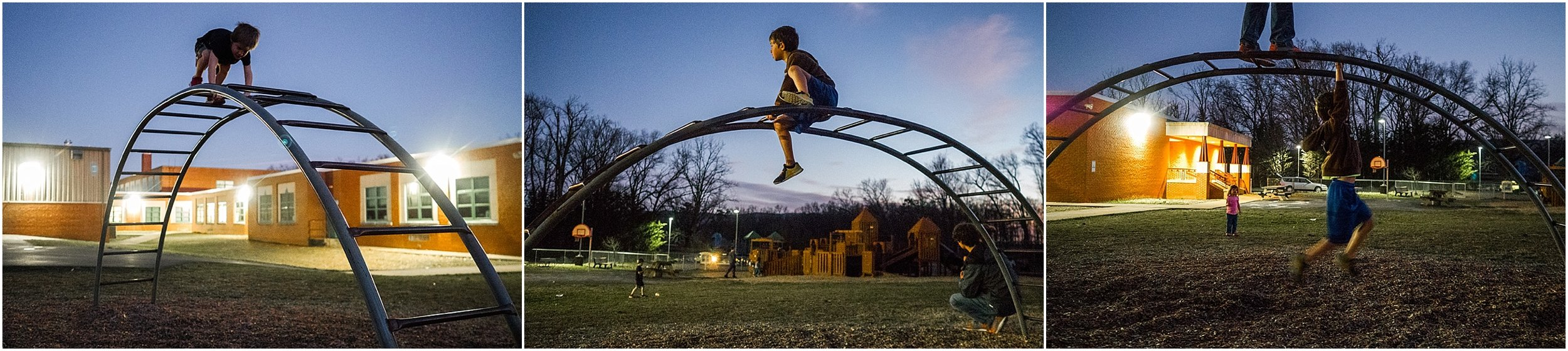 Guy K Stump Elementary playground