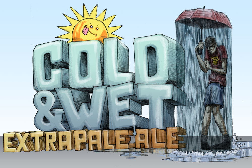 Cold & Wet Extra Pale Ale