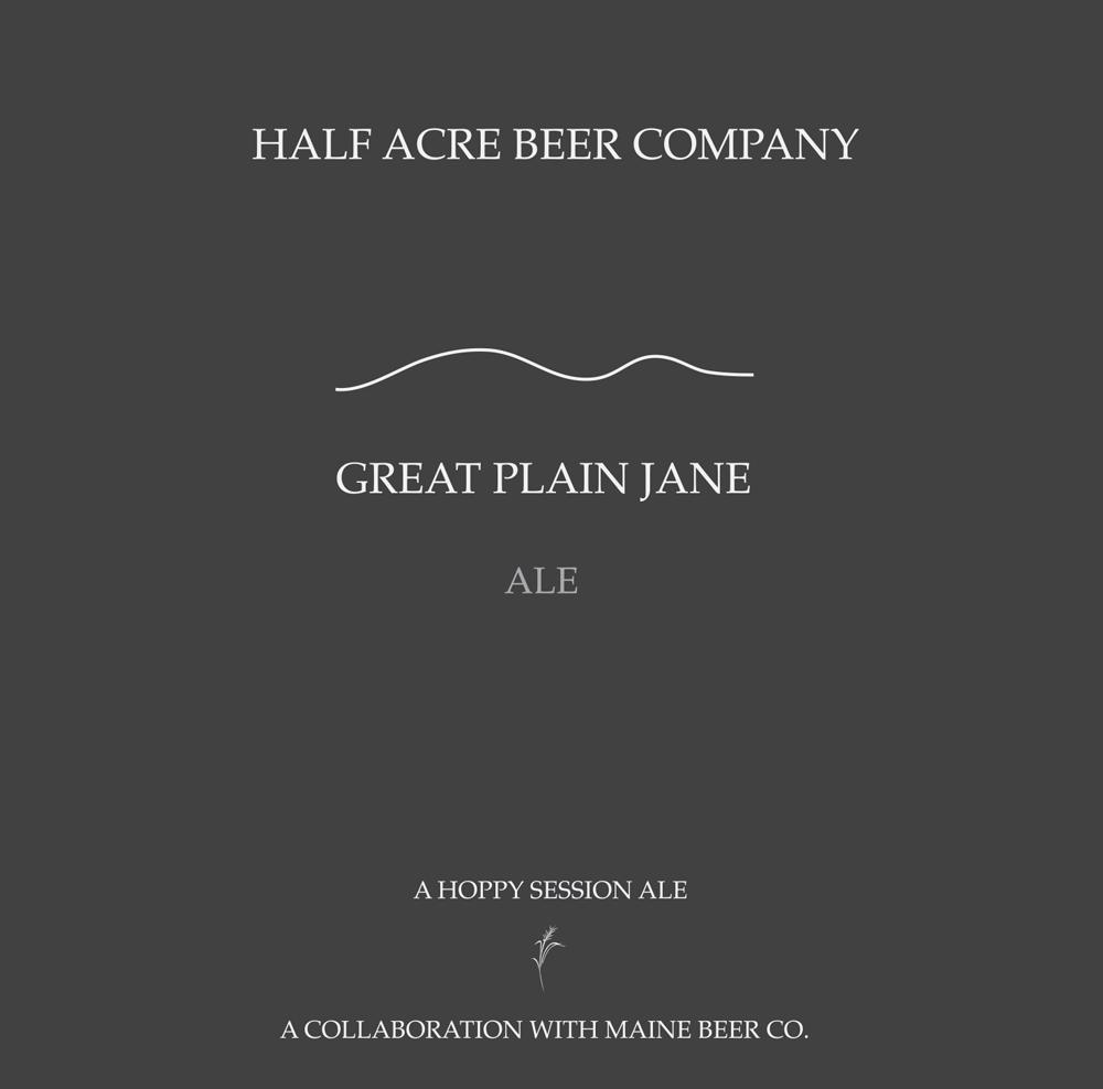 Great Plain Jane