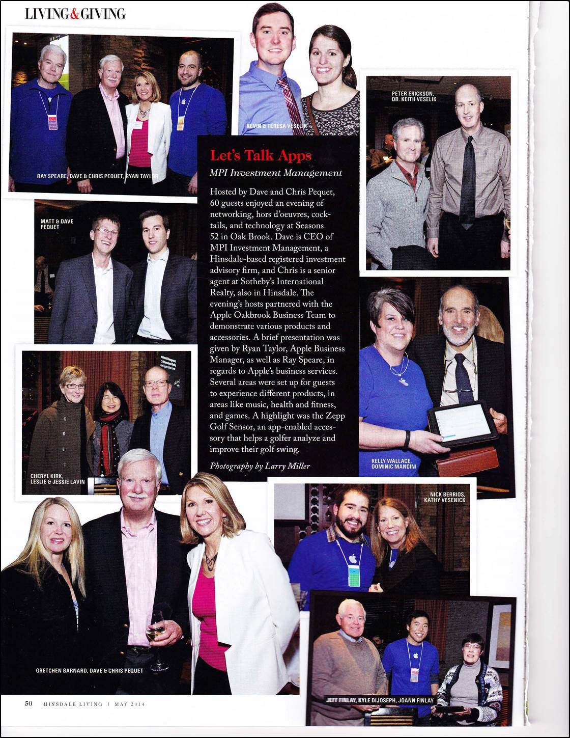 Hinsdale Living May 2014