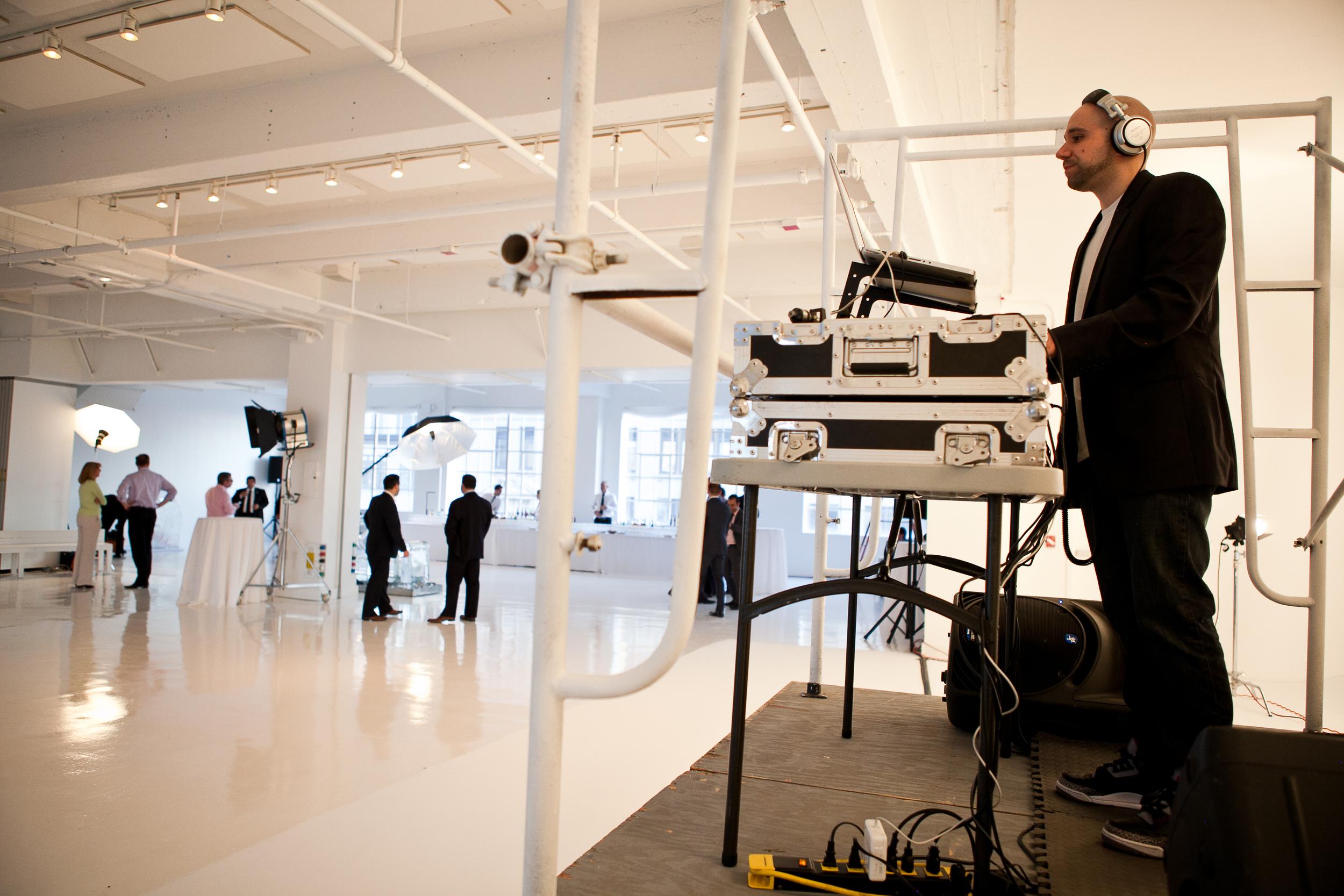 IntraLinks Dealspace Product Launch, Location 05, NY, NY
