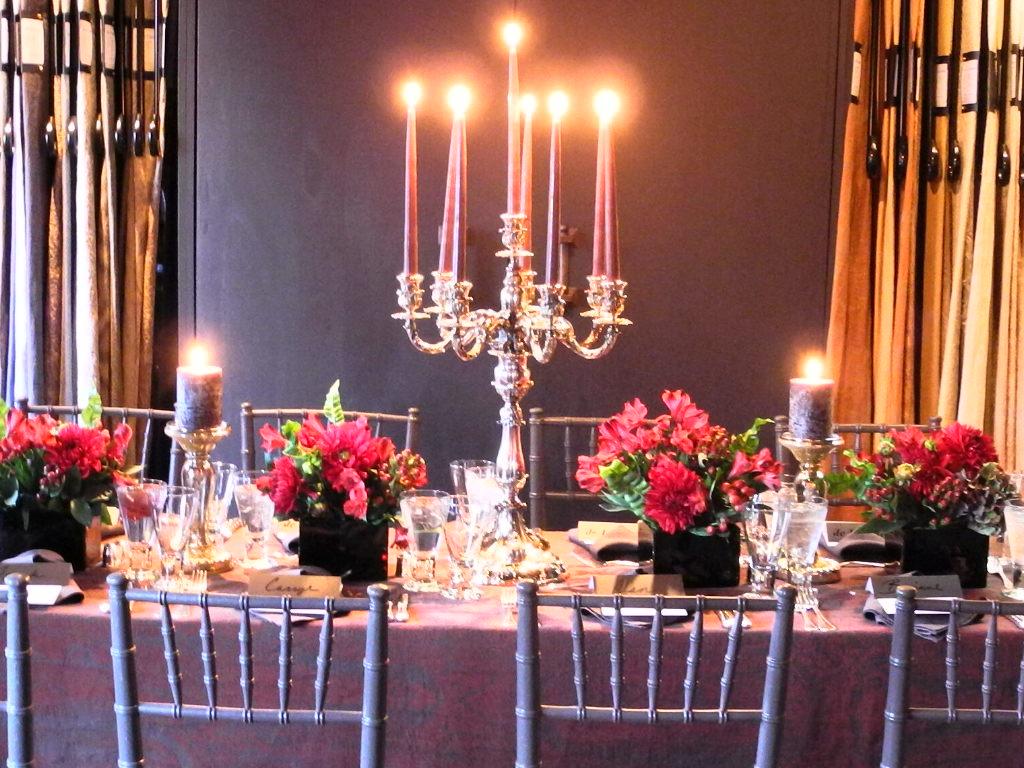 Market Week Dinner, de Le Cuona Showroom, D&D Building, NY, NY